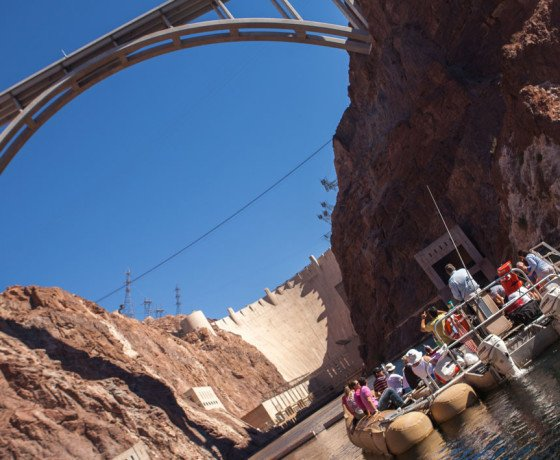 Grand Canyon Helicopter Flight And Black Canyon River Rafting Adventure Day Tour