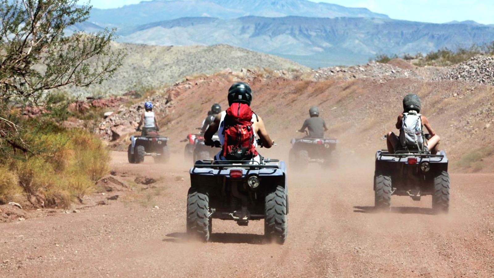 Grand Canyon Helicopter and ATV Adventure Tour – $699