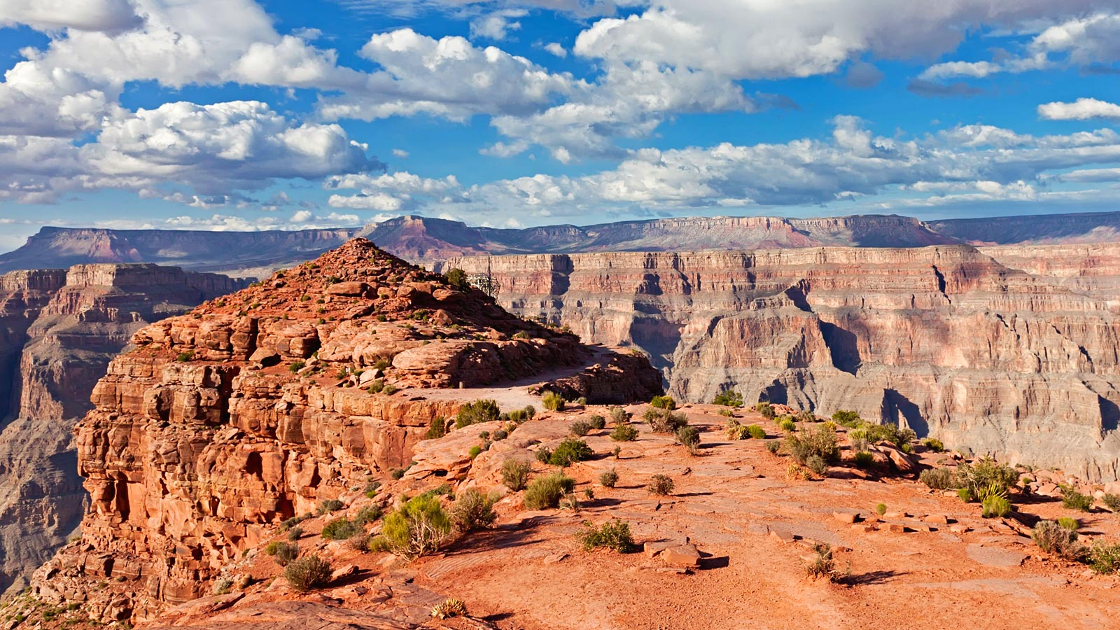 Grand Canyon West Rim Indian Adventure Landing Tour by Helicopter – $499