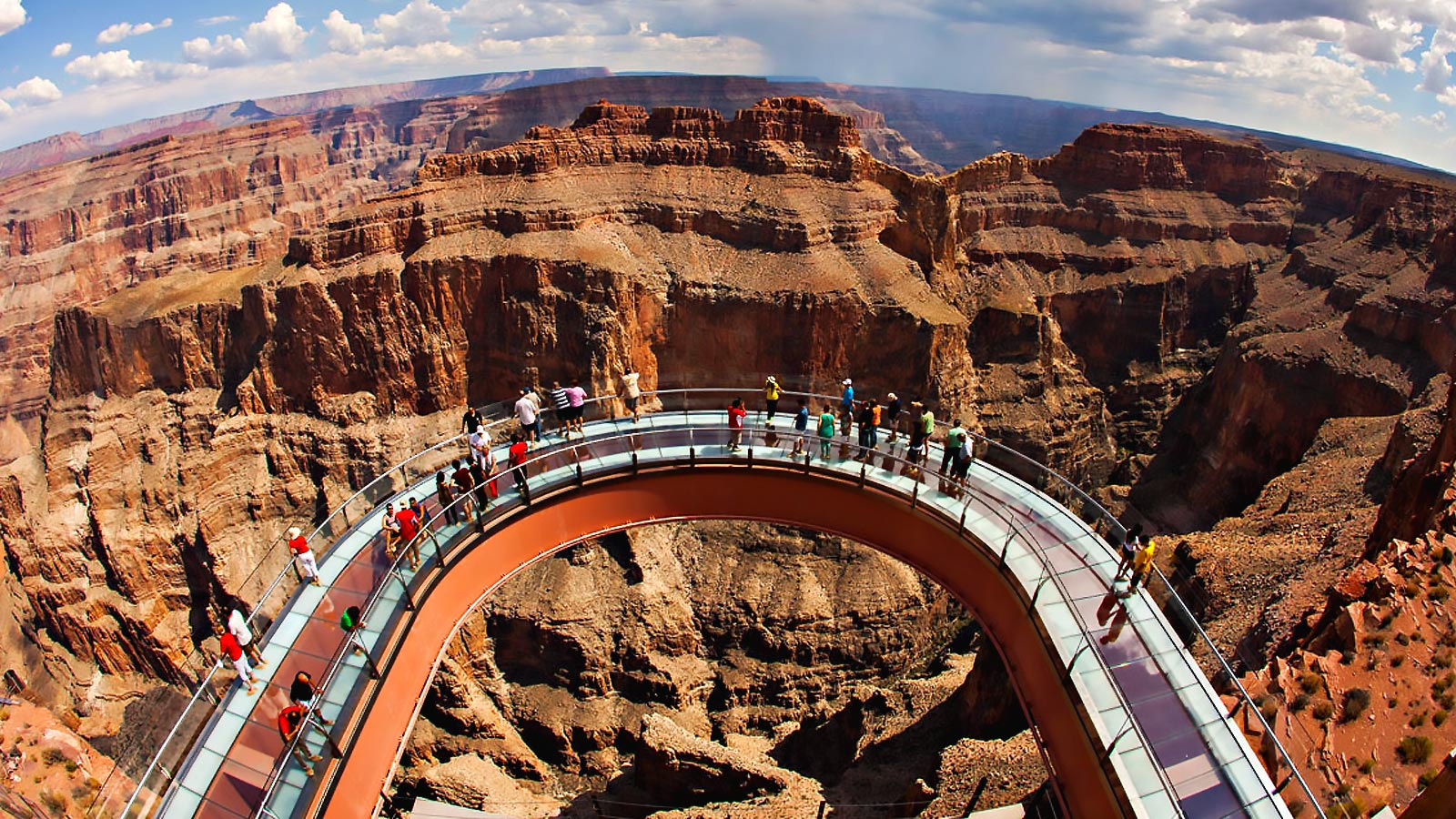 Private Grand Canyon Helicopter Flight and VIP Hualapai Ambassador Guided Tour including Skywalk – $4750