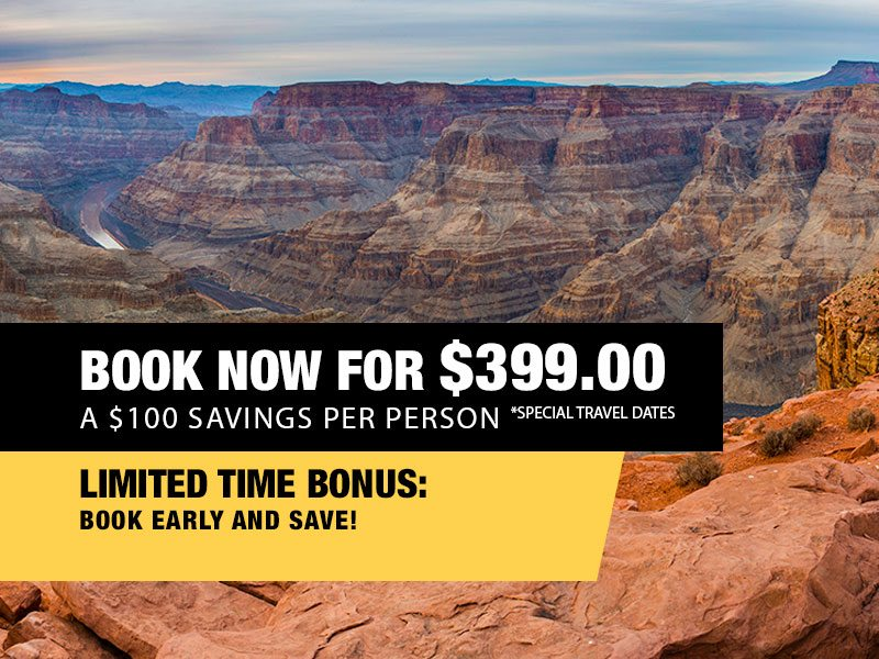 Grand Canyon Indian Adventure Retail Package Value $499.00