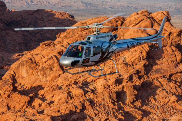 Grand Canyon West Rim Helicopter Extended Air Only Tour – $399