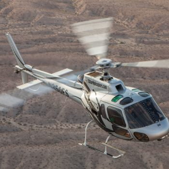5 Star Grand Canyon Helicopter flying