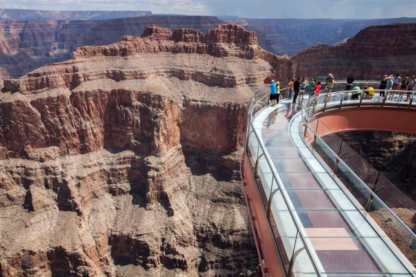 Grand Canyon Skywalk Express Helicopter Tour – $549