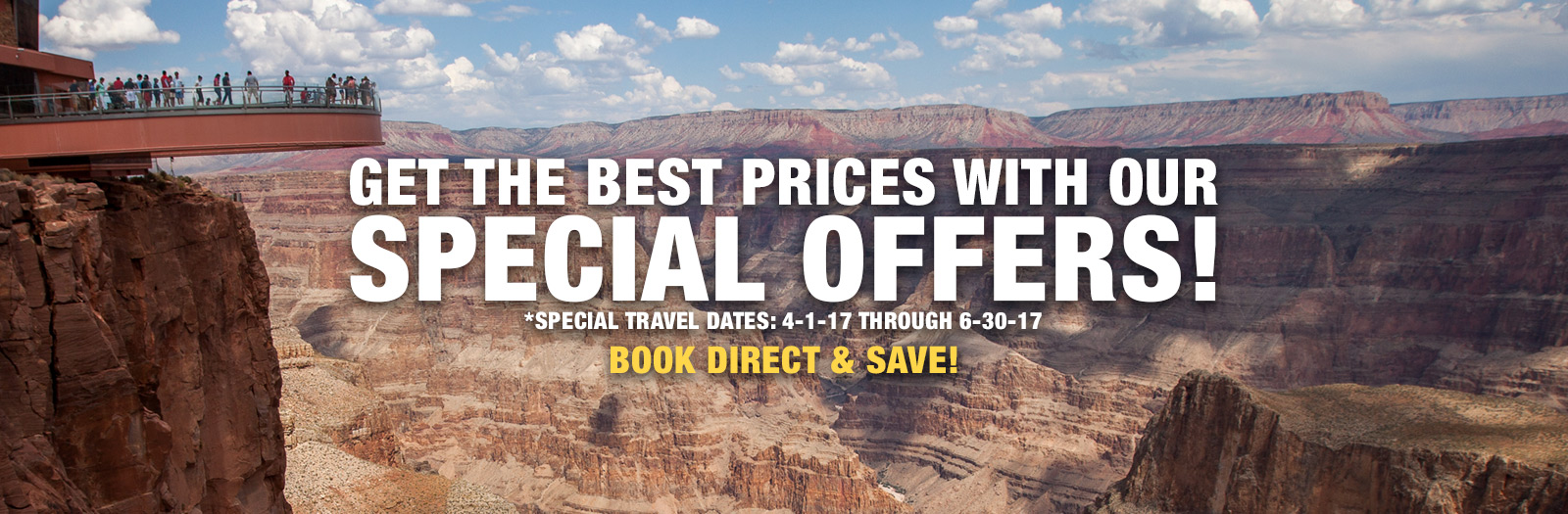 Discount Grand Canyon Helicopter Tours Departing From Las
