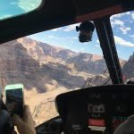 GRAND CANYON HELICOPTER FALCON FLIGHT BELOW THE RIM
